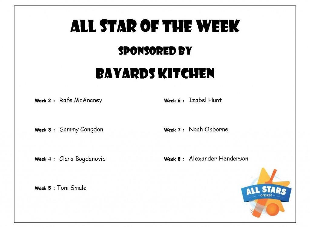Sponsored By - Bayards Kitchen
